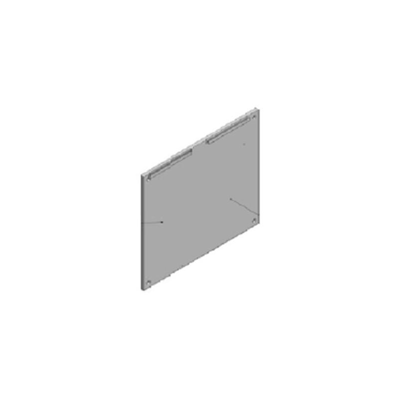 Panel de fijación negro PR FL Pool Relax 2 FL (versión PR FL, 2013)