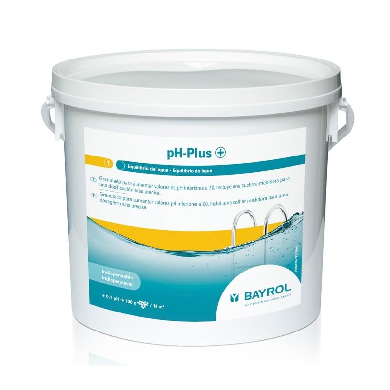 Incrementador de pH pH Plus (5kg - 25kg) de Bayrol