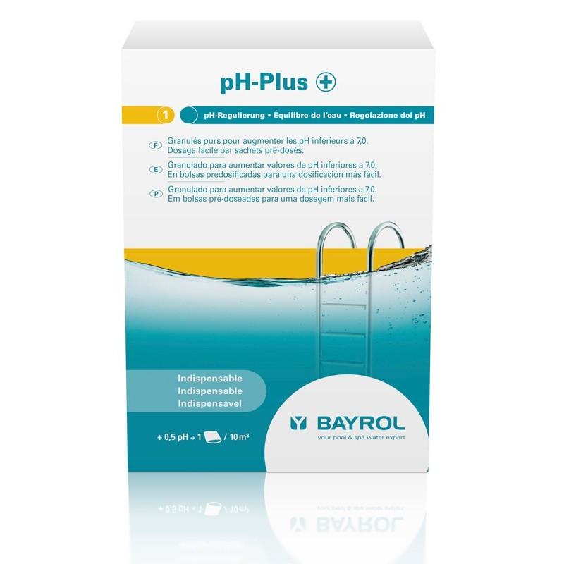 Incrementador de pH (pH-Plus) 1,5Kg. de Bayrol