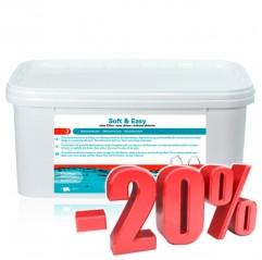 Promoción Oxígeno Activo Soft & Easy 20 m³ (2,24kg - 4,48kg)