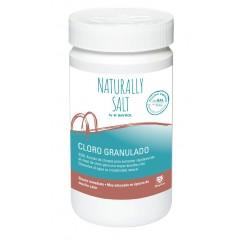 Cloro Granulado Naturally Salt Bayrol 1Kg