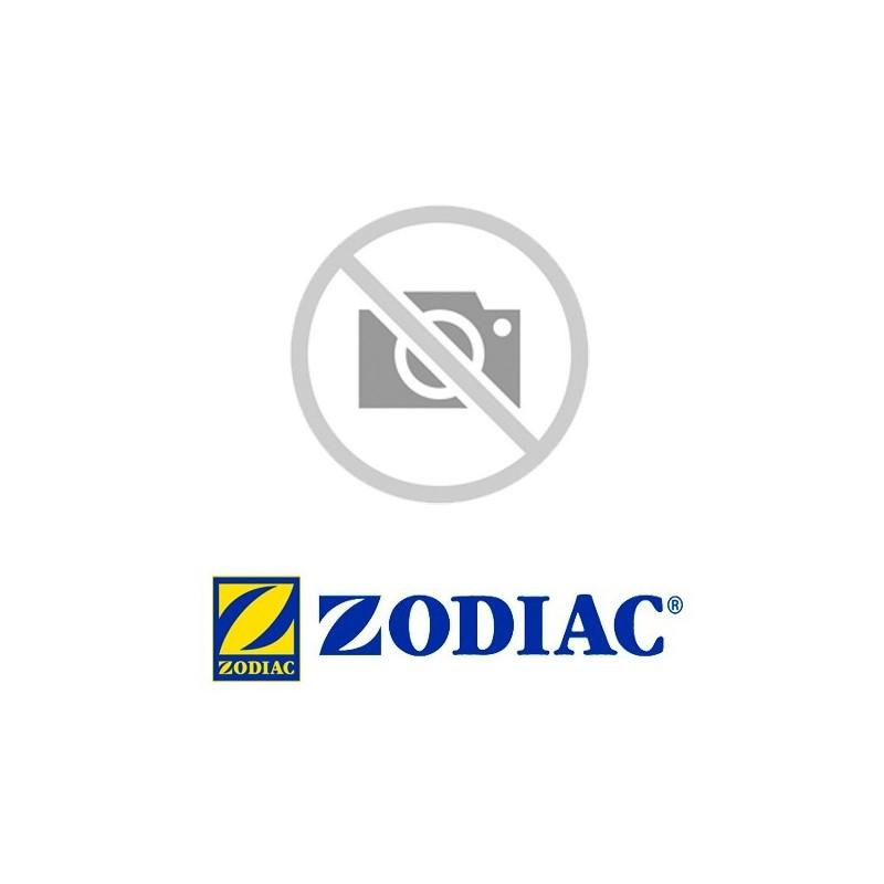 Racor hidráulico - entrada condensador + junta Bomba de calor Zodiac ZS500.