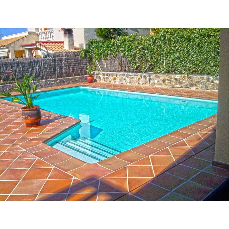 construcci n de piscinas piscina de obra de 7x3 5