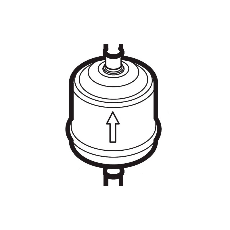 Deshidratador 053S Zodiac Powerpac/ Onepac WCY00995