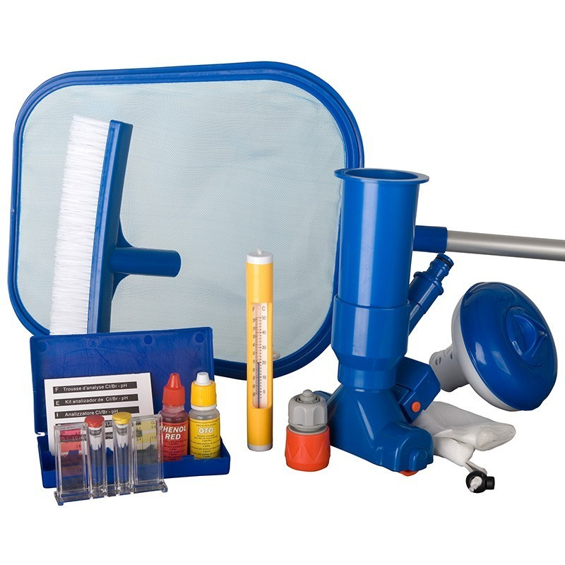 Kit Gre piscina autoportante 08050
