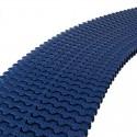 Módulo rejilla transversal azul para curvas AstralPool