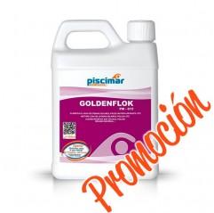 Promoción coagulante abrillantador PM-613 Goldenflok