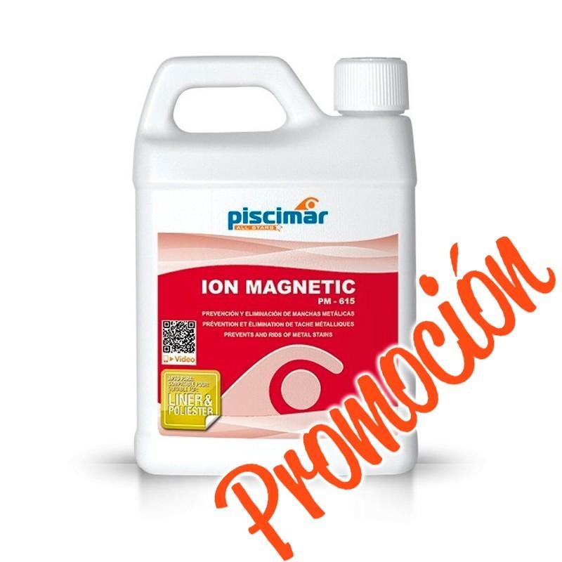 Promoción secuestrante metalico PM-615 Ion Magnetic