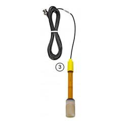 Electrodo sonda Redox con 5m de cable Chlor Perfect / Chlor Expert Zodiac