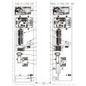 Platina eléctrica PREM 13M y Z300 M7 Bomba de calor Zodiac Z300.