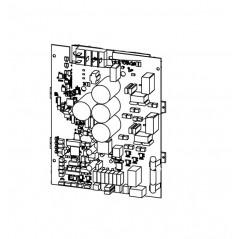 Carta electrónica principal A1 MD5 Bomba de calor Zodiac ZS500