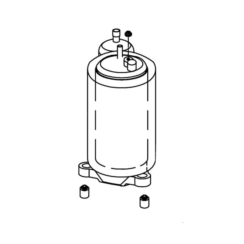 Compresor bomba de calor zodiac zs500 for Bombas de calor para piscinas zodiac