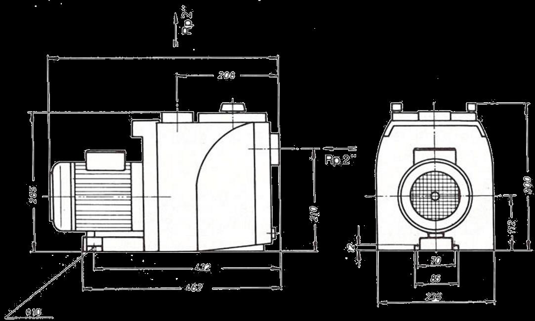 Dimensiones Badu 40