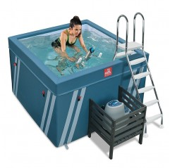 Piscina desmontable de Aquafitness Waterflex Fit's Pool