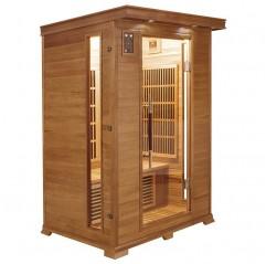 Sauna infrarrojos Luxe 2 a 4 personas