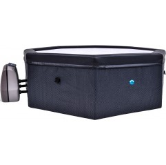 Spa hinchable Netspa Octopus