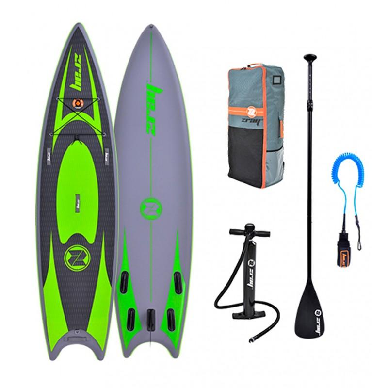 Tabla Paddle surf hinchable Zray S2 - Snapper 11''