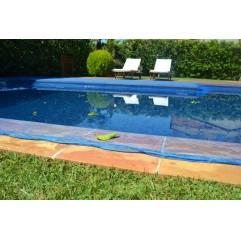 Cobertor red para piscina