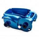 Cuerpo completo 2WD II azul Limpiafondos Zodiac RV4400