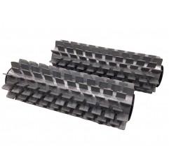 Rodillo portacepillos para piscinas de poliéster (Pack 2 un.) Limpiafondos Zodiac RC4300