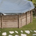 Cubierta invierno Gre Sunbay redonda 550g/m²