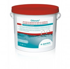 Cloro granulado Chloryte 5kg de Bayrol