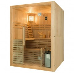 Sauna de vapor Sense 3 y 4 personas