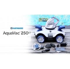 inalámbrico Hayward AquaVac 250Li