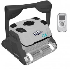 Robot limpiafondos Dolphin C6