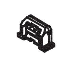 Pestillos traseros (2 un) R0836500 limpiafondos Polaris Quattro