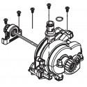 Conjunto tracción R0837200 limpiafondos Quattro Sport