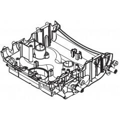Chasis R0837900 limpiafondos Polaris Quattro Sport