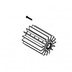 Kit juego de cepillos R0838900 limpiafondos Polaris Quattro Sport
