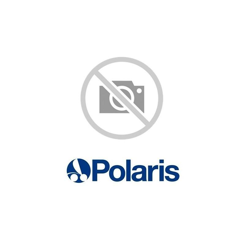 Tornillo de sujeción negro cepillo (2 un) R0838801 limpiafondos Polaris Quattro Sport