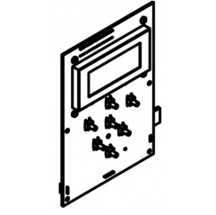 Tarjeta electrónica de control IHM Wi-Fi R0822300 Hydroxinator MagnaPool Zodiac