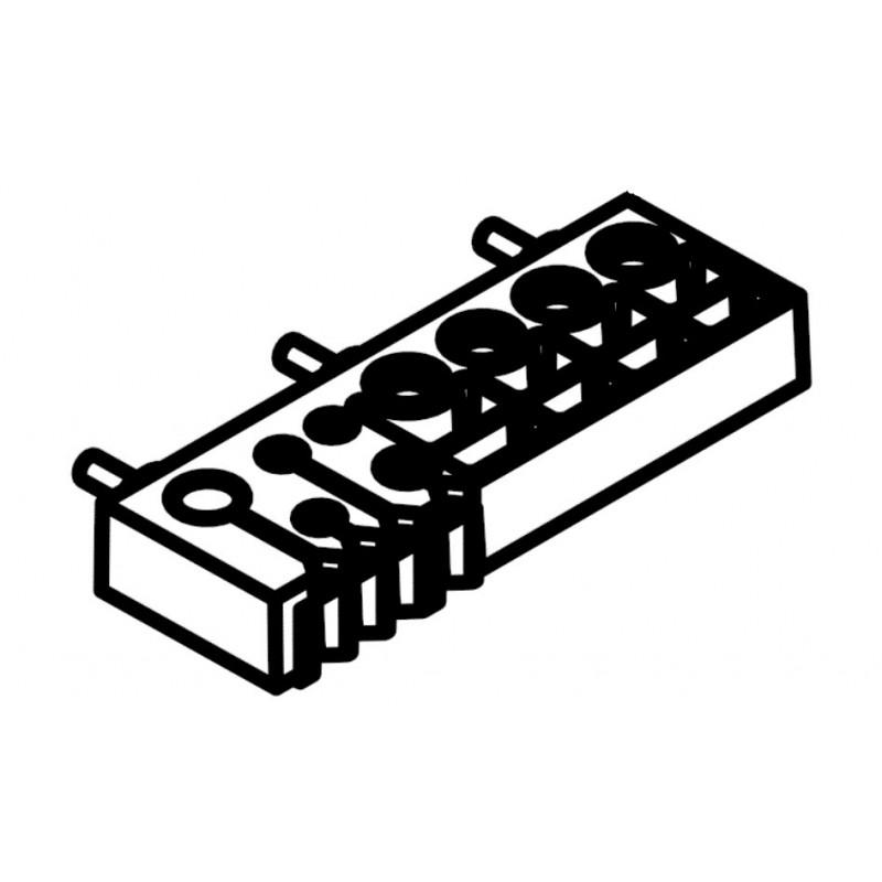 Pasacables flexible R0823000 Hydroxinator iQ MagnaPool Zodiac