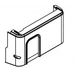 Tapa inferior gris R0824300 Hydroxinator iQ MagnaPool Zodiac