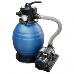 Filtro monobloc QP depuradora con bomba piscina