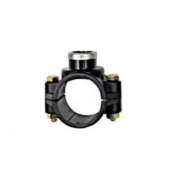 """Abrazadera DM 50 m completo (adaptable a 1/ 1/2"""" UK)  clorador salino Zodiac"""