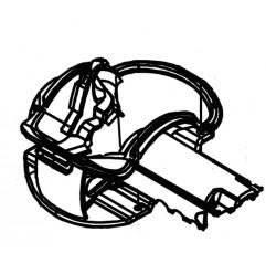 Carcasa del motor central 30031100 Limpiafondos Zodiac MX6