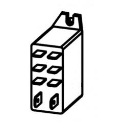 Contactor 12A 230V 2 contactos conmutador MD4-MD5 Bomba de calor Zodiac ZS500