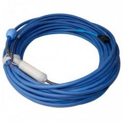 Cable anti torsión con swivel 30m limpiafondos Dolphin