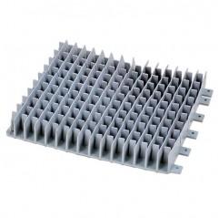 Semi cepillo de PVC pico normal limpiafondos Dolphin 6101635