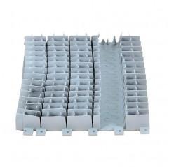 Semi cepillo de PVC pico para combinado limpiafondos Dolphin 6101656