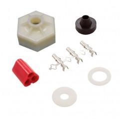 Kit conector cable motor limpiafondos Dolphin 9991273