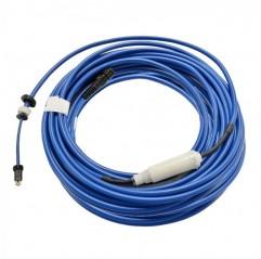 Cable antitorsión con swivel Dolphin 9995748-DIY