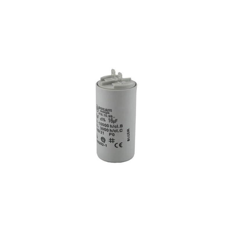 Condensador 12 μF 1/2 CV bomba Sena Astralpool 4405010149