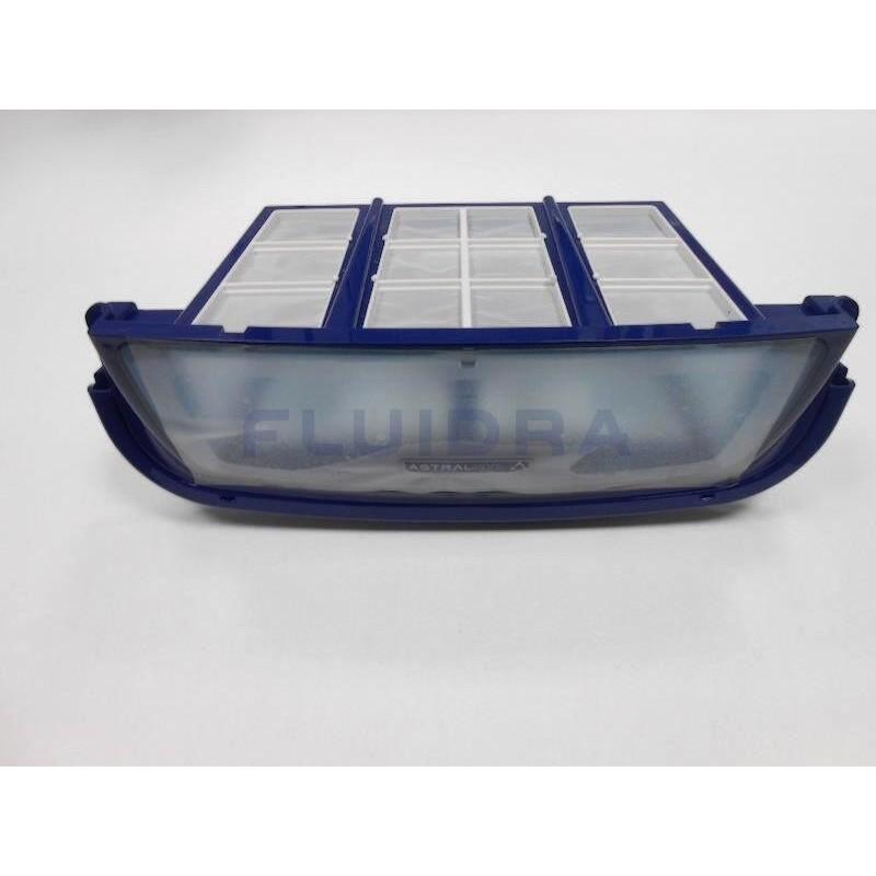 Conjunto filtro malla limpiafondos Astralpool MAX 3/MAX 5 Pro AS2802300