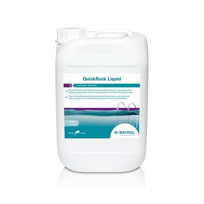 Floculante Quickflock Liquide (6L - 20L)