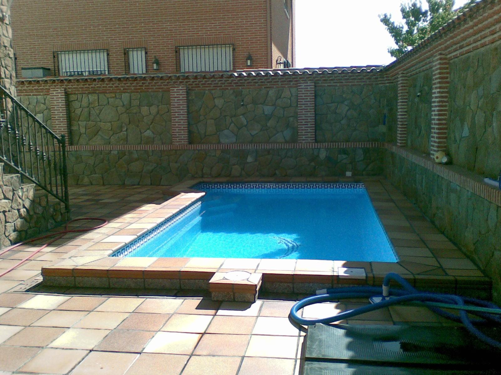 piscinas poliester precios stunning piscina modelo c cano